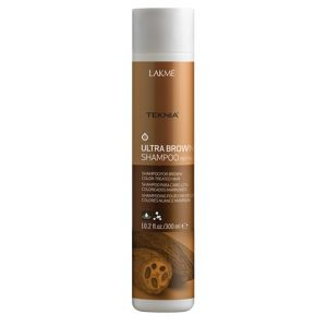 LakmeéTeknia Ultra Brown Shampoo 300 ml