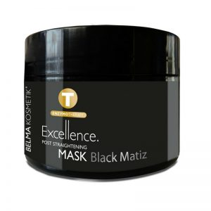 ENZYMOTHERAPY EXCELLENCE MASK BLACK MATIZ 300ML