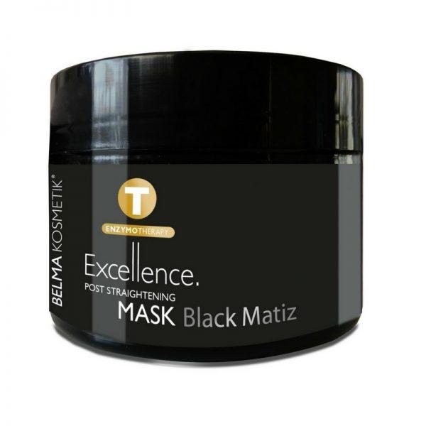 ENZYMOTHERAPY EXCELLENCE MASK BLACK MATIZ 300ML
